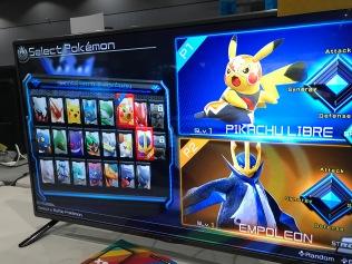 Pikachu, valitsen sinut!