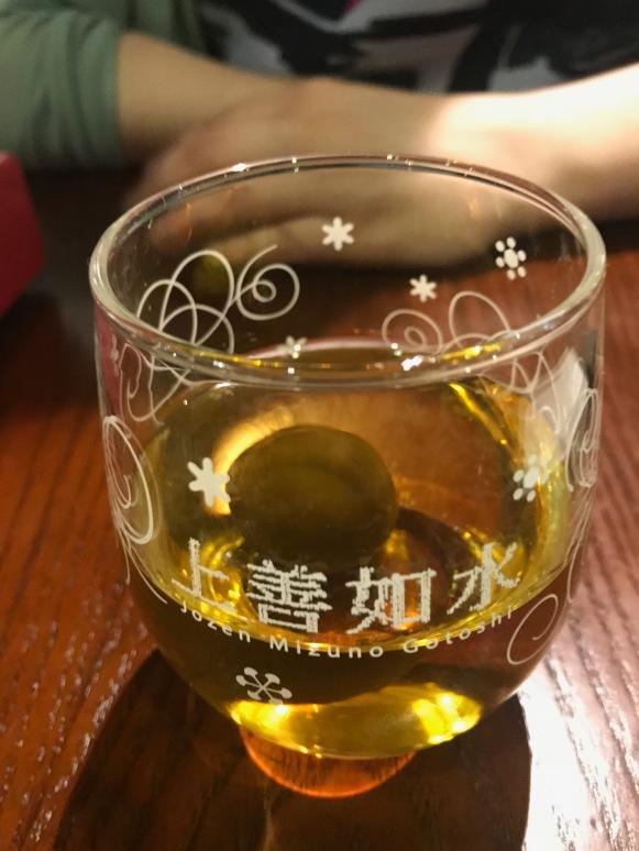 Japanskt plommonvin