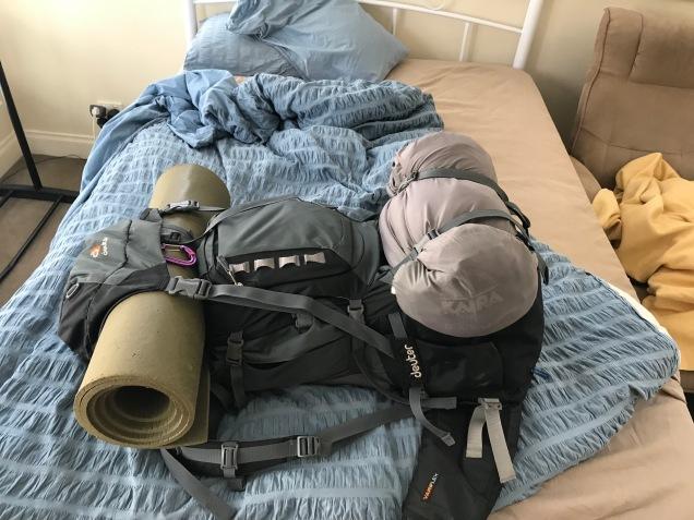 Redo för resan!
