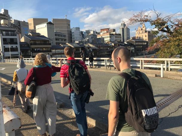 Mer utforskning av Kyoto