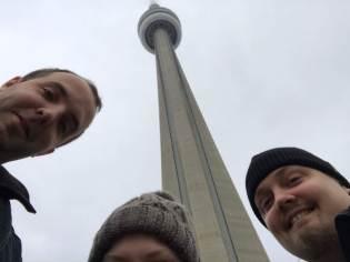 Detta var alltså CN tornet
