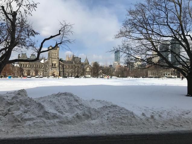 Universitety of Toronto