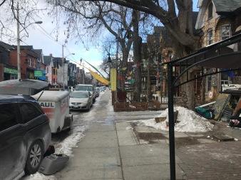 Yrande i Toronto före bryggeritouren