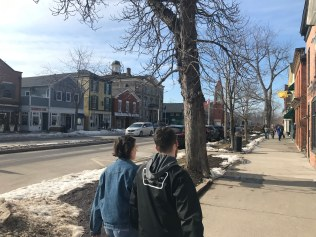 Niagara-on-the-lake, väldigt Stars hollow
