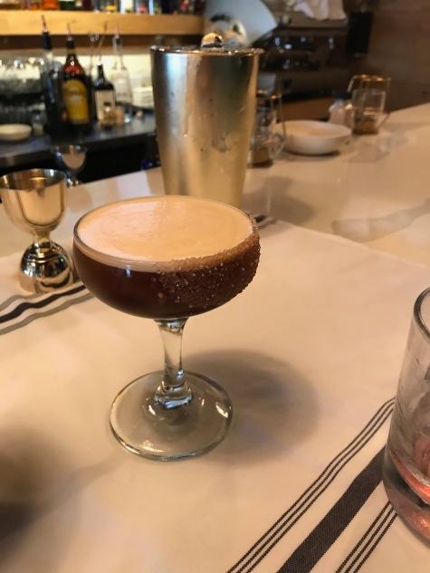 Cocktail #3 espresso martini