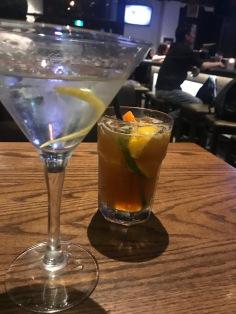 Cocktails efter musikalen